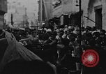 Image of Shia Muslims commemorate death of Ali, Mohammed's son-in-law India, 1936, second 53 stock footage video 65675050629
