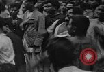 Image of Shia Muslims commemorate death of Ali, Mohammed's son-in-law India, 1936, second 58 stock footage video 65675050629