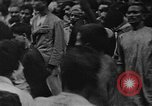 Image of Shia Muslims commemorate death of Ali, Mohammed's son-in-law India, 1936, second 59 stock footage video 65675050629