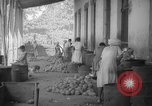 Image of shelling and drying of coconut Caracas Venezuela, 1940, second 45 stock footage video 65675050637