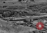 Image of ruins Libya, 1950, second 4 stock footage video 65675050653