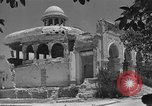 Image of ruins Libya, 1950, second 33 stock footage video 65675050653