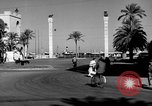Image of ruins Libya, 1950, second 41 stock footage video 65675050653