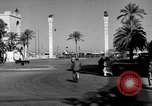 Image of ruins Libya, 1950, second 42 stock footage video 65675050653