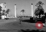Image of ruins Libya, 1950, second 43 stock footage video 65675050653