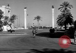 Image of ruins Libya, 1950, second 44 stock footage video 65675050653