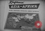 Image of Asian-African Conference Bandung Indonesia, 1955, second 24 stock footage video 65675050655