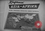 Image of Asian-African Conference Bandung Indonesia, 1955, second 25 stock footage video 65675050655