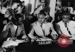Image of Asian-African Conference Bandung Indonesia, 1955, second 41 stock footage video 65675050655