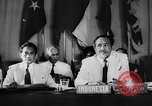 Image of Asian-African Conference Bandung Indonesia, 1955, second 42 stock footage video 65675050655