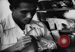 Image of small industries Bandung Indonesia, 1955, second 9 stock footage video 65675050657