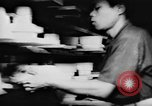 Image of small industries Bandung Indonesia, 1955, second 39 stock footage video 65675050657