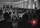 Image of United Nations Monetary and Financial Conference Bretton Woods New Hampshire USA, 1944, second 44 stock footage video 65675050661