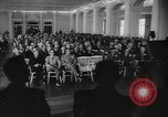 Image of United Nations Monetary and Financial Conference Bretton Woods New Hampshire USA, 1944, second 46 stock footage video 65675050661