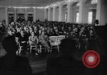 Image of United Nations Monetary and Financial Conference Bretton Woods New Hampshire USA, 1944, second 49 stock footage video 65675050661