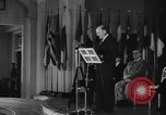 Image of United Nations Monetary and Financial Conference Bretton Woods New Hampshire USA, 1944, second 57 stock footage video 65675050661