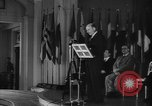 Image of United Nations Monetary and Financial Conference Bretton Woods New Hampshire USA, 1944, second 60 stock footage video 65675050661