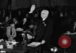 Image of HUAC testimony of Under Secretary of State George Messersmith United States USA, 1947, second 5 stock footage video 65675050663