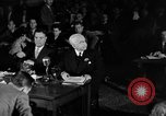 Image of HUAC testimony of Under Secretary of State George Messersmith United States USA, 1947, second 15 stock footage video 65675050663