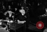 Image of HUAC testimony of Under Secretary of State George Messersmith United States USA, 1947, second 16 stock footage video 65675050663