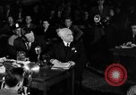 Image of HUAC testimony of Under Secretary of State George Messersmith United States USA, 1947, second 17 stock footage video 65675050663
