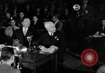 Image of HUAC testimony of Under Secretary of State George Messersmith United States USA, 1947, second 18 stock footage video 65675050663