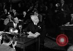 Image of HUAC testimony of Under Secretary of State George Messersmith United States USA, 1947, second 19 stock footage video 65675050663