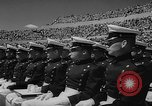 Image of graduation ceremony United States USA, 1963, second 12 stock footage video 65675050666