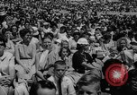 Image of graduation ceremony United States USA, 1963, second 13 stock footage video 65675050666