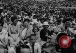 Image of graduation ceremony United States USA, 1963, second 14 stock footage video 65675050666