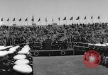 Image of graduation ceremony United States USA, 1963, second 15 stock footage video 65675050666