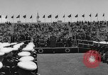 Image of graduation ceremony United States USA, 1963, second 17 stock footage video 65675050666