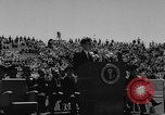 Image of graduation ceremony United States USA, 1963, second 18 stock footage video 65675050666