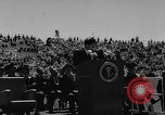 Image of graduation ceremony United States USA, 1963, second 19 stock footage video 65675050666