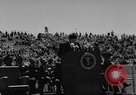 Image of graduation ceremony United States USA, 1963, second 21 stock footage video 65675050666