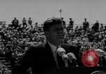 Image of graduation ceremony United States USA, 1963, second 22 stock footage video 65675050666