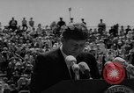 Image of graduation ceremony United States USA, 1963, second 24 stock footage video 65675050666