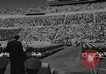 Image of graduation ceremony United States USA, 1963, second 27 stock footage video 65675050666