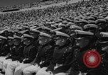 Image of graduation ceremony United States USA, 1963, second 28 stock footage video 65675050666