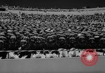 Image of graduation ceremony United States USA, 1963, second 51 stock footage video 65675050666