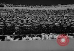 Image of graduation ceremony United States USA, 1963, second 52 stock footage video 65675050666