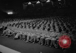 Image of graduation ceremony United States USA, 1963, second 61 stock footage video 65675050666