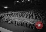 Image of graduation ceremony United States USA, 1963, second 62 stock footage video 65675050666