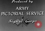 Image of Camouflage in Combat United States USA, 1945, second 15 stock footage video 65675050679