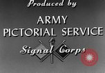 Image of Camouflage in Combat United States USA, 1945, second 17 stock footage video 65675050679