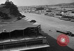 Image of Boeing aircraft plant Seattle Washington USA, 1945, second 17 stock footage video 65675050684