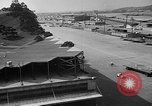 Image of Boeing aircraft plant Seattle Washington USA, 1945, second 18 stock footage video 65675050684