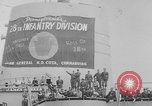 Image of 28th Infantry Division Boston Massachusetts USA, 1945, second 19 stock footage video 65675050688