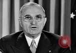 Image of President Truman United States USA, 1945, second 16 stock footage video 65675050690