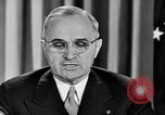 Image of President Truman United States USA, 1945, second 18 stock footage video 65675050690
